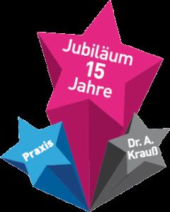 15 Jahre Praxis Dr. Krauss