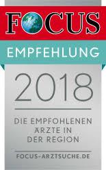 Focus-Empfehlung 2018
