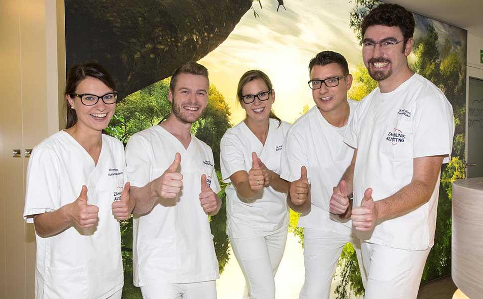 Unser Ärzte-Team: Die Zahnärzte in Altötting