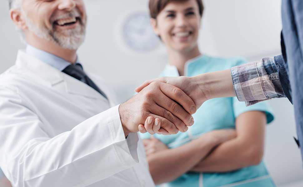 Kooperationen mit anderen medizinischen Fachdisziplinen