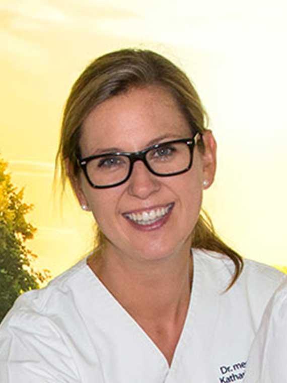 Dr. med. dent. Katharina Krauß, Zahnärztin