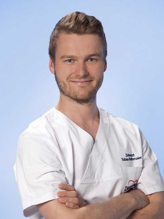 Dr. med. dent. Tobias Rothmaier, Zahnarzt